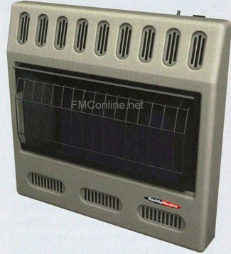 Reddy heater, Comfort glow heater, Glowarm heater and Vanguard heater models are available @ FMConline.net